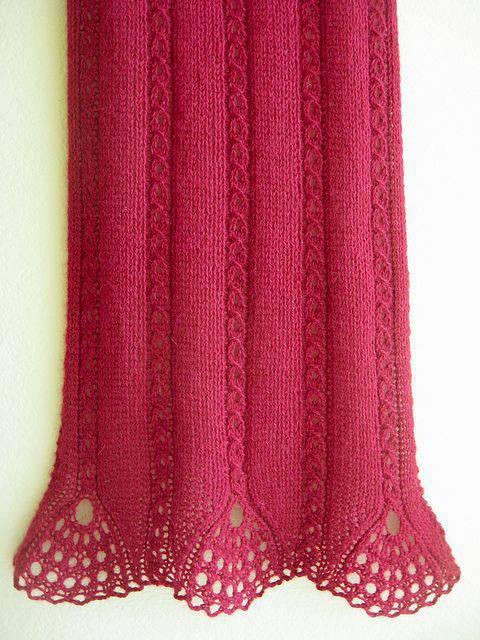 cortina de crochê - detalhe de cortina de crochê vermelho