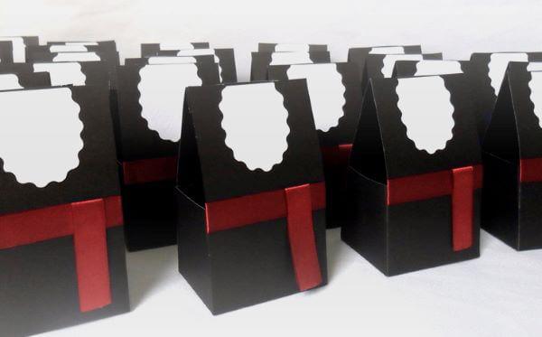 Lembrancinhas de formatura com caixinha personalizada