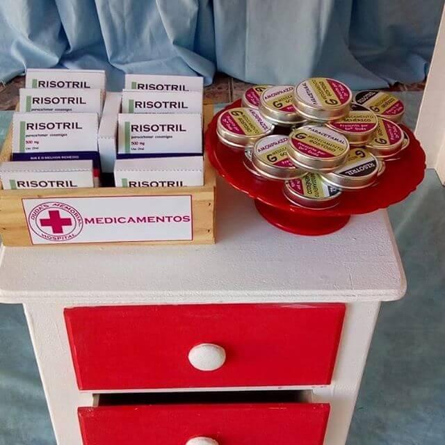 Lembrancinhas de formatura medicina