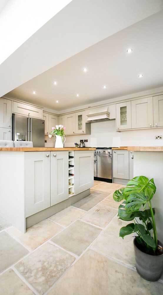 Pedra mineira para cozinha