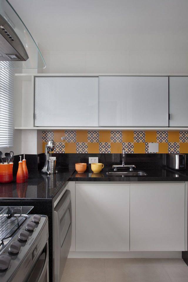 pia de granito - cozinha gourmet residencial