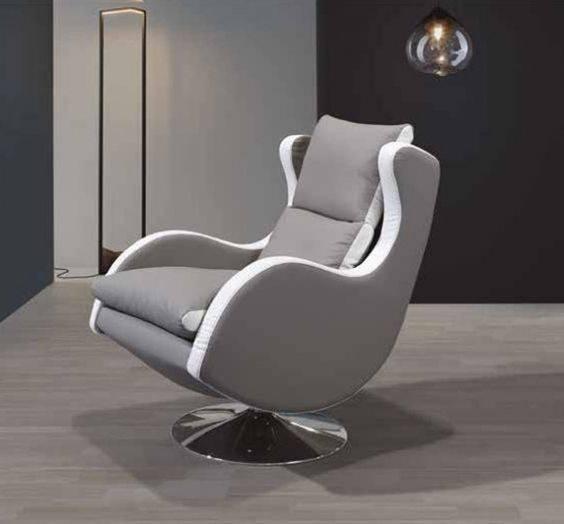 poltrona giratória - poltrona confortável simples