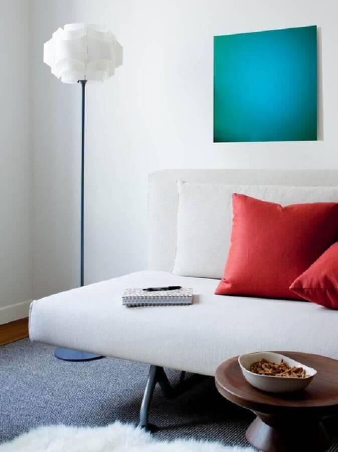 sofá sem braço Foto Apartment Therapy