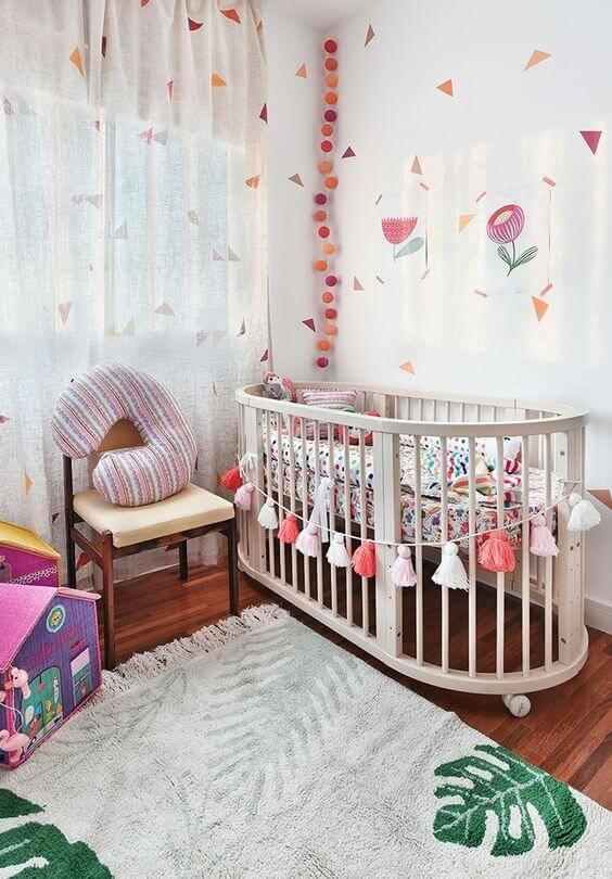 Temas para quarto de bebê com temática tropical