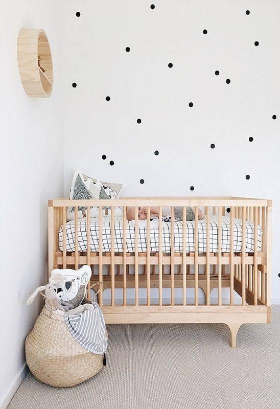 Temas para quarto de bebê feminino minimalista e delicado