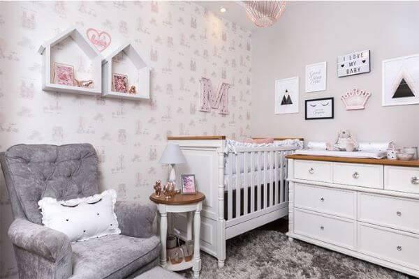 Temas para quarto de bebê paris
