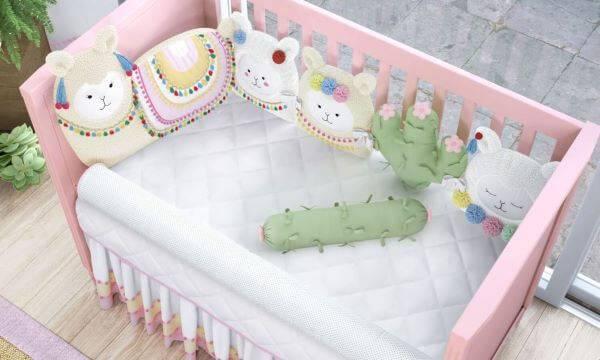 Temas para quarto de bebê com ursos de pelúcia