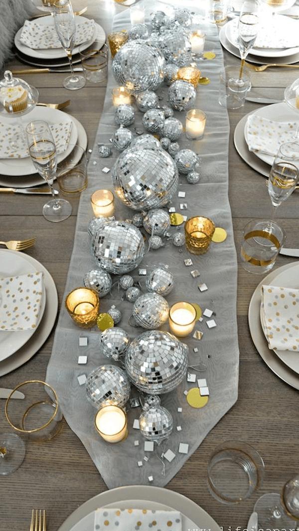 7 Dicas Para Montar Uma Mesa Posta de Ano Novo Encantadora