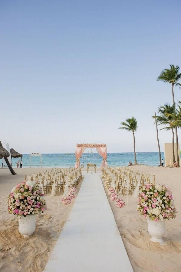simple flower arrangements for wedding ceremony decoration Photo Wedding Ideas