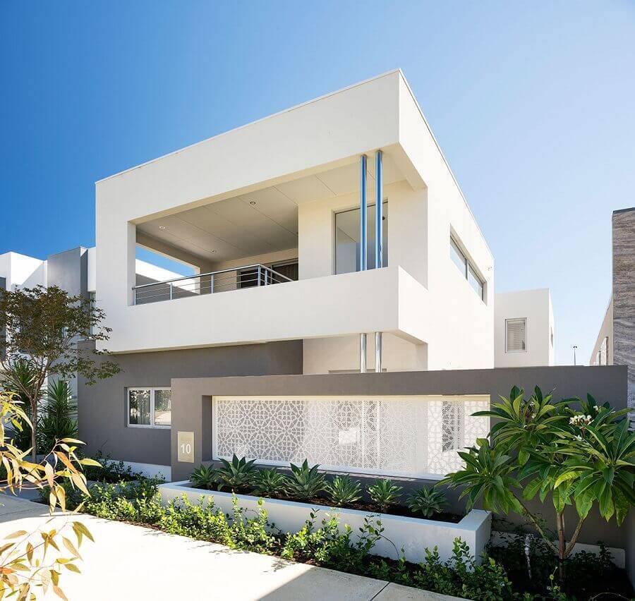 casas lindas e modernas 2 andares Foto Akhi Decor
