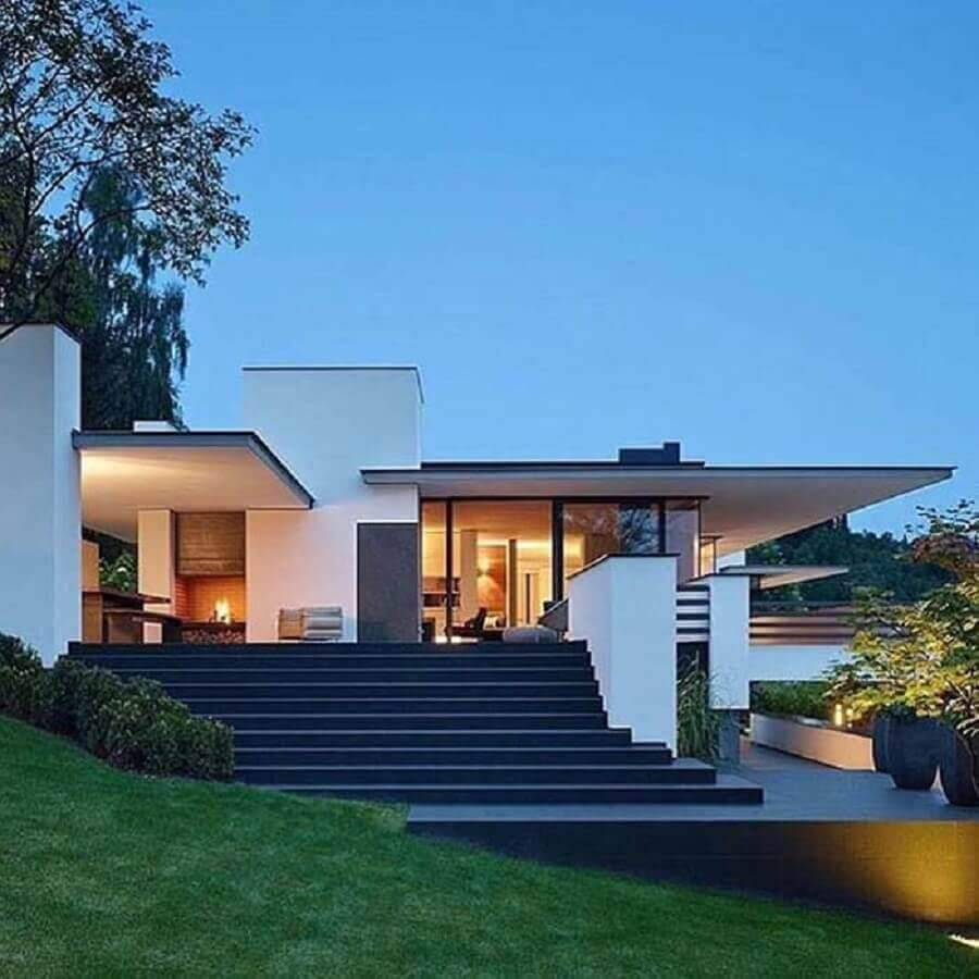 casas lindas e modernas Foto Pinterest