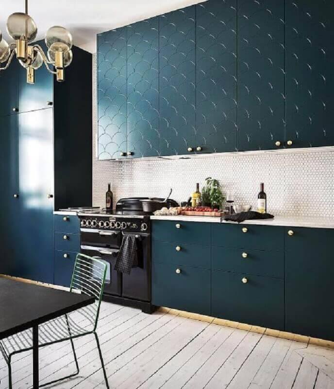 casas lindas por dentro com armários personalizados Foto Revista VD