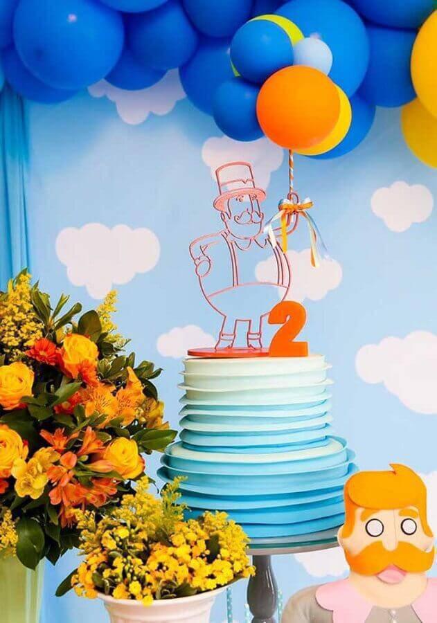 Delicate decoration for party world bita Foto Menel.Info