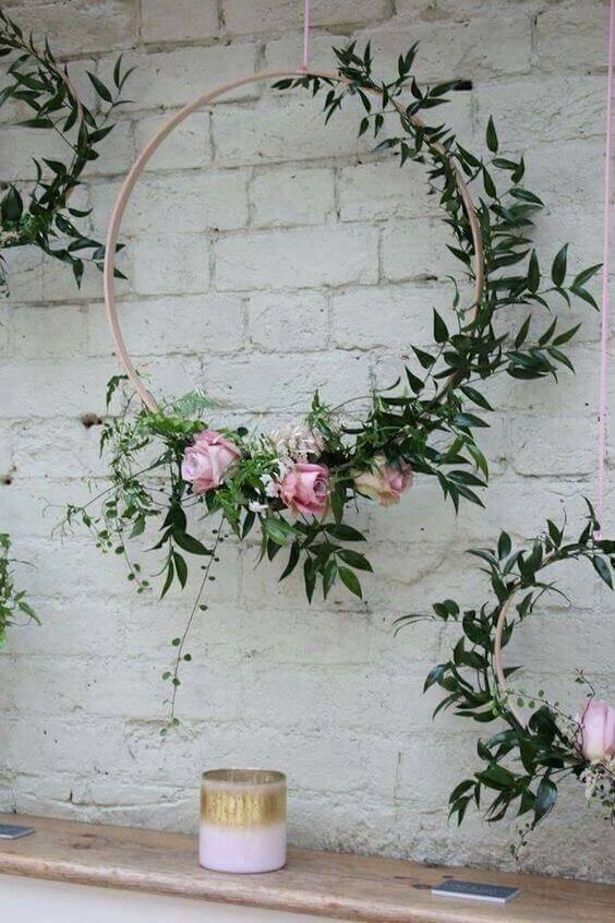 decoração com flores para enfeitar sua festa de aniversário