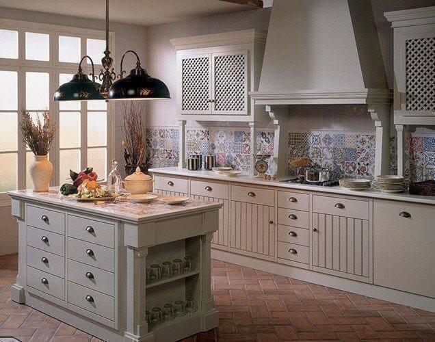 Decoração de cozinha gourmet