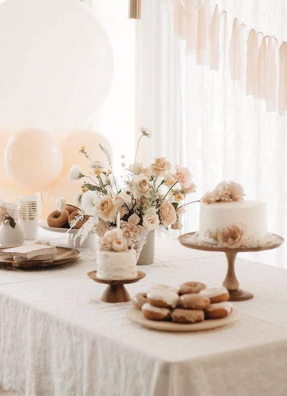 festa em casa simples