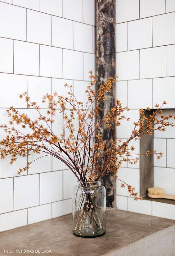 flores secas - flores secas escuras