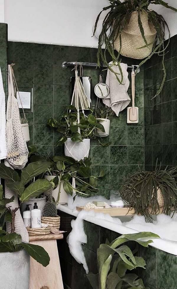 Ambiente com decoração descontraída