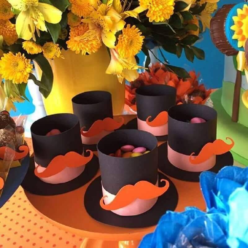 ideias para decoração festa mundo bita Foto Mil Ideias para Festas