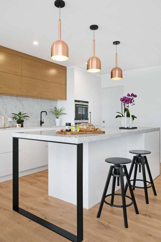 Ilumine os quatro cantos da sua cozinha
