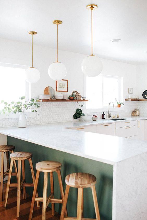 Lustres pendentes para cozinha