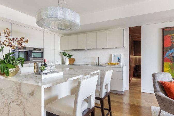 Lustre para cozinha americana e moderna
