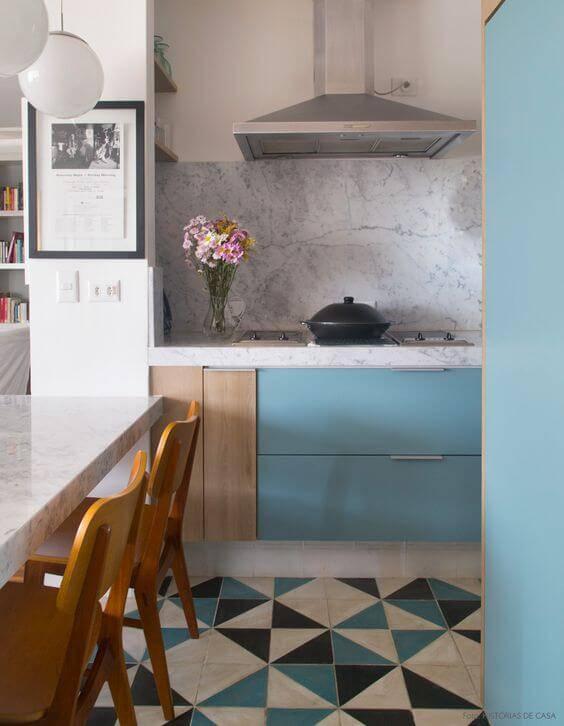 Mármore carrara cozinha