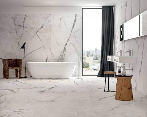 Mármore carrara para banheiro