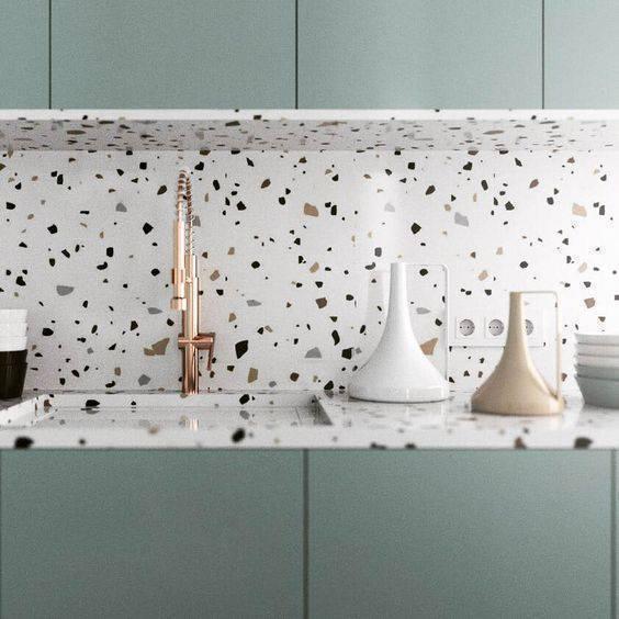 marmorite - cozinha com marmorite