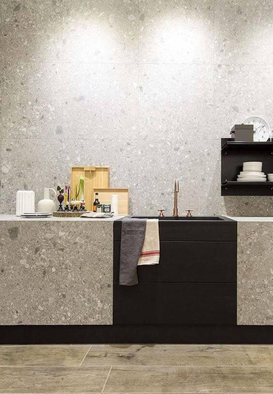 marmorite - marmorite cinza escuro
