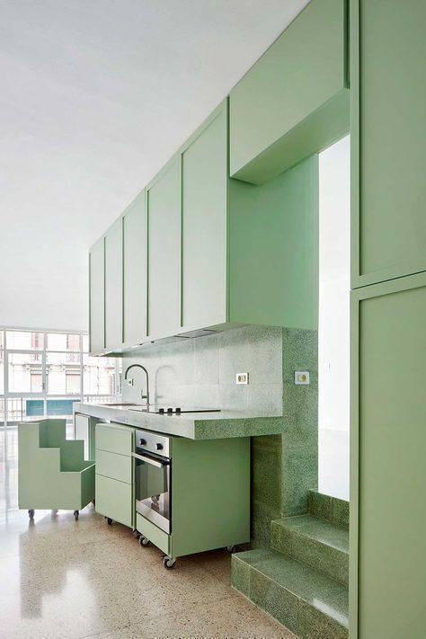 marmorite - pia de parede verde de granilite