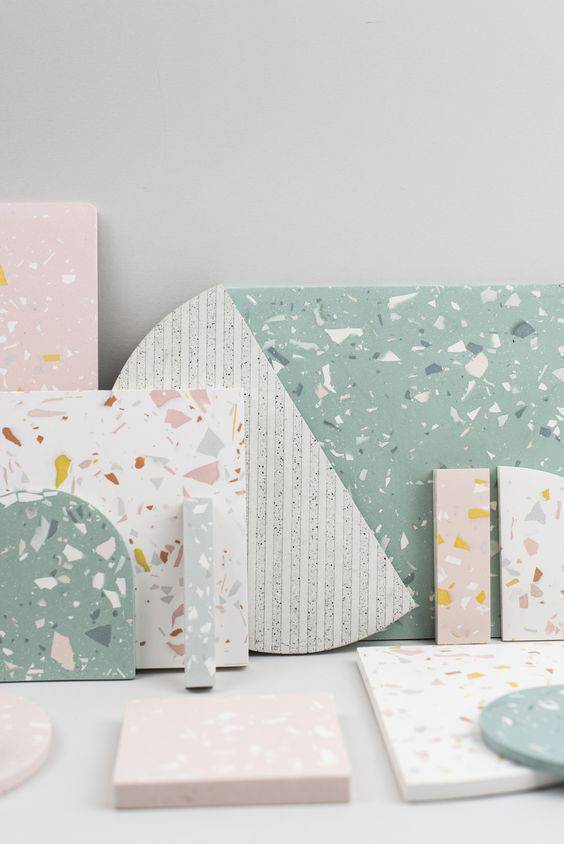 marmorite - placas de marmorite coloridas