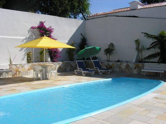 pedra para piscina - área externa com piscina