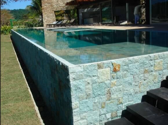 pedra para piscina - pedra vulcânica