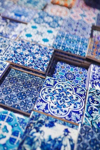pisos antigos - cerâmicas portuguesas