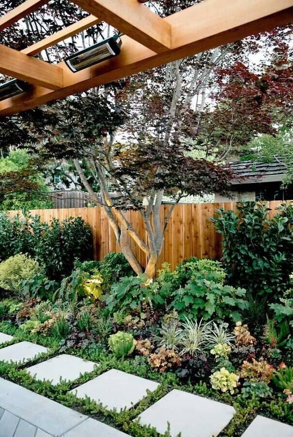 plantas para jardim residencial Foto Pinterest
