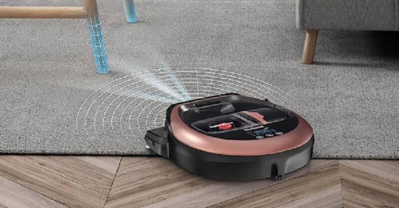 robô aspirador