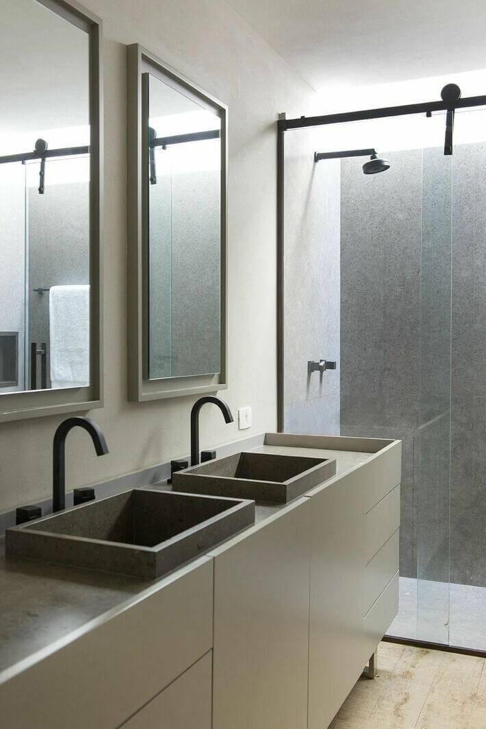 torneira para pia de banheiro - pia de banheiro quadrada
