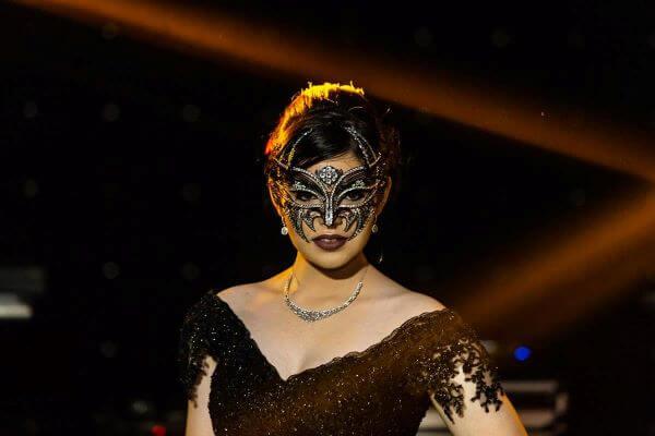 Baile de máscaras 15 anos