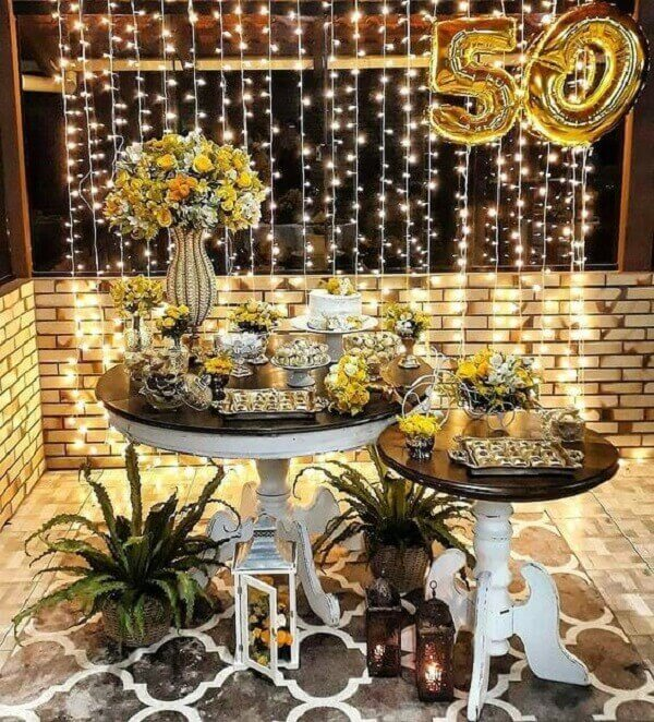 Decoration for sunflower party theme