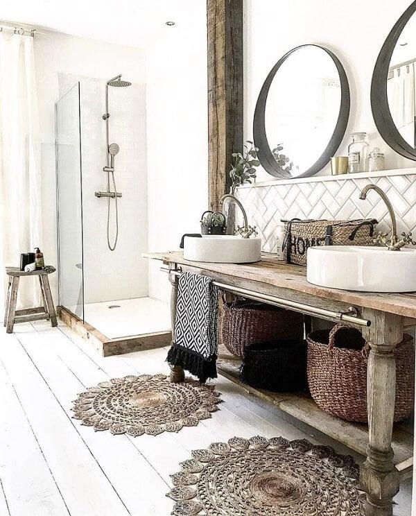 Mescle cores, estampas e texturas na decoração