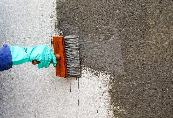 Como impermeabilizar parede externa com reboco