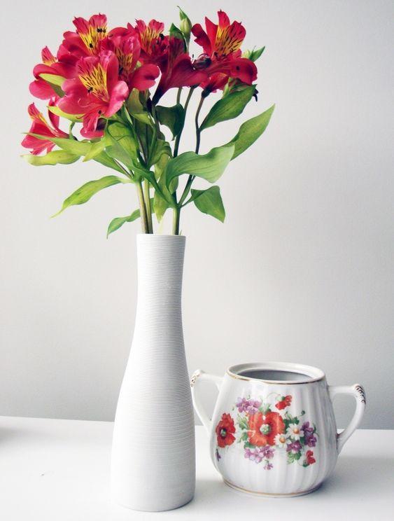 Astromélia pink para decorar casa