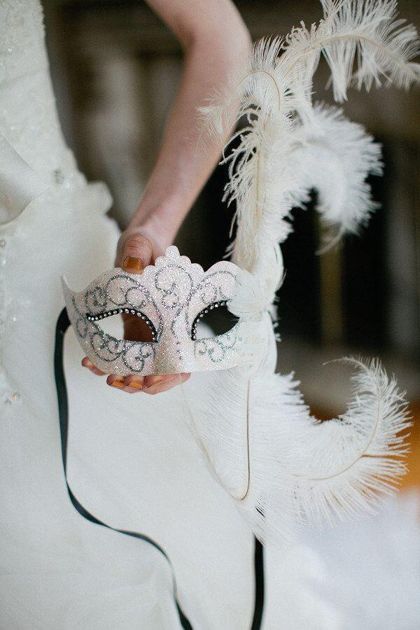 Máscara de baile