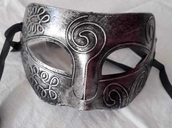 baile de máscaras masculino