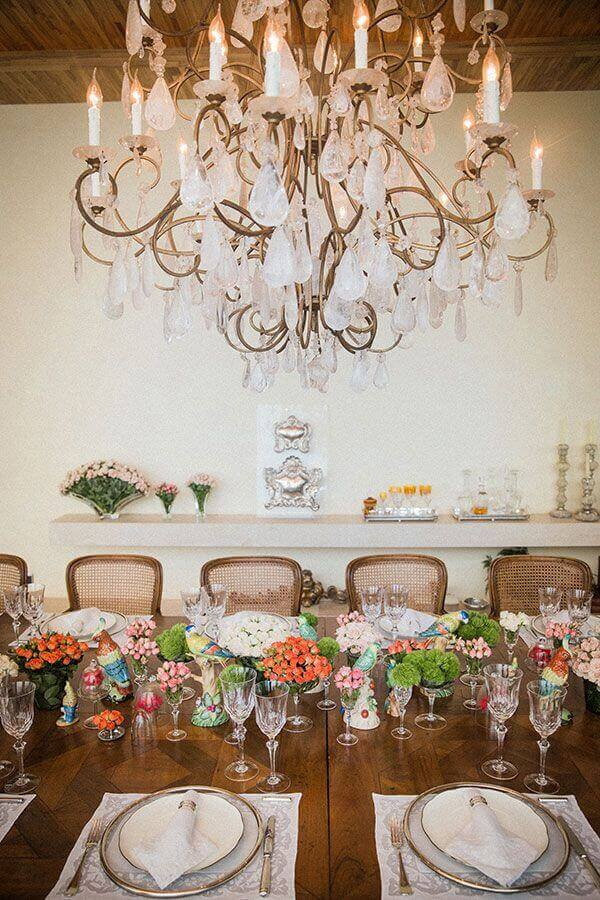 simple wedding anniversary party at home Foto Pinterest