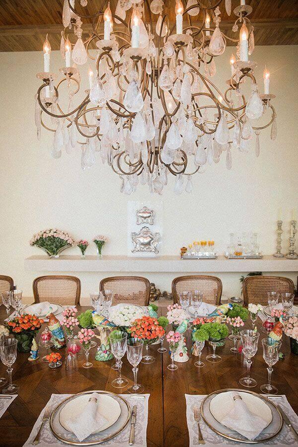 festa de aniversário de casamento simples em casa Foto Pinterest