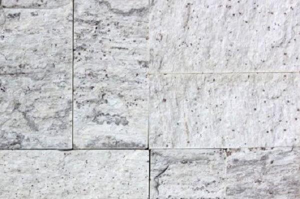 Modelo de pedra miracema branca