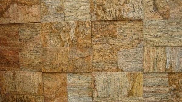 Modelo de pedra miracema amarela