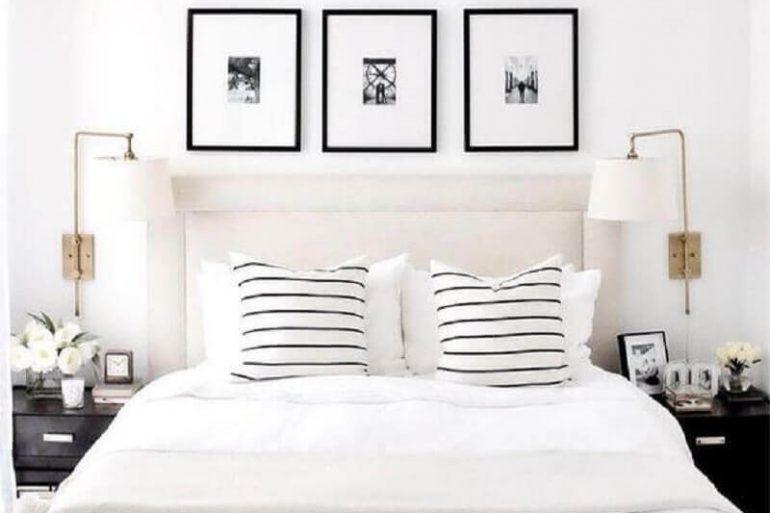 kit de quadros para quarto de casal  Foto Lulu & Georgia